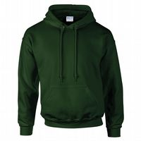 CHOOSE DESIGN - FOREST GREEN KIDS HOODIE
